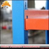 金属の鋼鉄軽量商品の棚