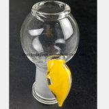 Wijfje 14.5mm, de Montage van de Waterpijp van het glas van de Slang van het Oliecarter van 18.8mm
