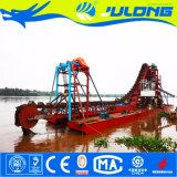 "Gasolina Julong Gold Draga/ Balde de Ouro da corrente de escavação para venda de barco (4-8"")"