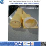 Sachet filtre de dépoussiérage de l'approvisionnement P84 d'usine pour l'industrie de Chemicial