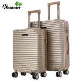 """耐久のトロリー荷物20 """" +24 """" Hardcasesのスーツケースの荷物袋"""