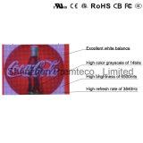 Европейского качества по периметру дисплея светодиодный экран с помощью колеса (P10/P8/P6.67)
