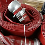 6 bar de bonne qualité en PVC flexible haute pression pour le Drop de l'irrigation Layflat