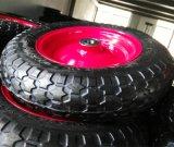 13*3A手トラックのための取り外し可能で頑丈な足車の車輪