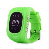 GPS van het kind het Horloge van de Drijver met Echte GPRS - tijd het Volgen H3