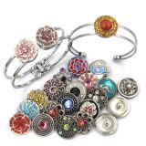 18mm Fashion Custom Snap Button per Button Bracelet Wholesale