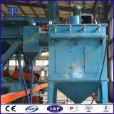 Macchina di granigliatura del trasportatore a rulli per la barra d'acciaio