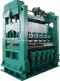 Nivel 6 de nivelación de la máquina niveladora precisa de la máquina aplanadora plancha para alisar o corte a longitud Line/Línea de corte longitudinal