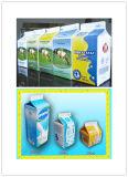 Minidreieckige Kartone 200ml für frische Milch