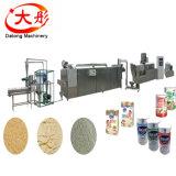 Alimenti per bambini istanti sporti della farina di riso della polvere istante di Nutritiona che fanno macchina