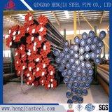 Go 9948 ronde tuyau sans soudure en acier au carbone pour le pétrole de fissure