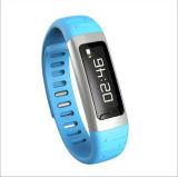 Téléphone cellulaire sans fil de montre de courroie de poignet de Bluetooth de WiFi imperméable à l'eau chaud