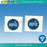 Ntag216 ISO14443A NFC 스티커