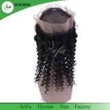 Frontals umani malesi dei capelli 360 di Remy di alta qualità