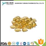 Tipo petróleo de hígado de bacalao Softgel del petróleo de pescados para el cuidado médico
