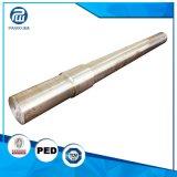 Utiliser l'AISI1040 1045 1035 forgée en acier au carbone de l'arbre d'usinage CNC