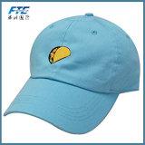 Chapeau promotionnel de casquettes de baseball de sport de geste de coton d'OEM