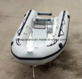 Aqualand 16feet 4.7m rigid Inflatable engine Boat/rubbed Boat (rib470A)