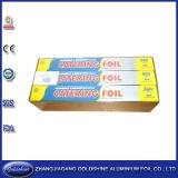 Rouleau d'emballage alimentaire OEM Aluminium Foil
