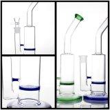 Yx faite de tuyaux de verre pipes à eau en verre classique avec différentes couleurs percolateur Honeycomb et épais parfait de la fonction de base