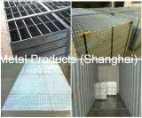 Yinrong atornillada la fijación de la banda de rodadura de la Escalera de acero galvanizado