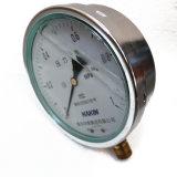 セリウムが付いているWikaのタイプ衝撃の証拠のステンレス鋼の圧力計