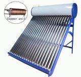 銅のコイルが付いている太陽給湯装置のほとんどの経済的な費用
