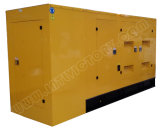 schalldichter Dieselgenerator 105kw/131kVA mit BRITISCHEM Markeperkins-Motor