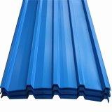 SGCC гофрированной стали с полимерным покрытием листа крыши