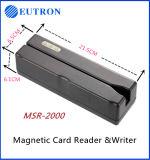 Leitor de cartão magnético de topo de gama e escritor, Leitor de Smart Card MSR