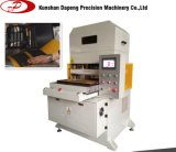 Anhaftende Schaumgummi-Perforierungs-stempelschneidene Maschine für Blatt-Material