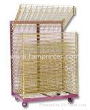 TM-50dg 50 strati dello schermo di stampa del carrello di secchezza della cremagliera