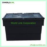 scomparto riutilizzabile mobile del Tote della plastica di memoria 70L per imballaggio
