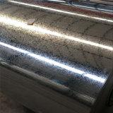 Dx51d+Zは屋根ふきのための鋼鉄コイルのGIの鋼鉄コイルに電流を通した