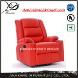 Sofà del Recliner del cuoio della ganascia del Recliner del cinematografo Recliner/Manual del Recliner di massaggio Kd-Ms7036-1/massaggio Chair/Massage