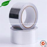 Papel de aluminio auto-adhesivo de la cinta del papel de aluminio de la hebra