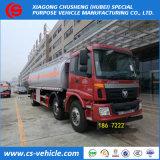 15000 Liter Aluminiumlegierung-Kapazitäts-Kraftstofftank-LKW-für Verkauf