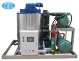 Máquina popular de máquina de gelo/gelo do floco para o marisco