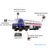 연료 탱크 가스 트럭 폭발성 증거를 위한 이동할 수 있는 CCTV 시스템