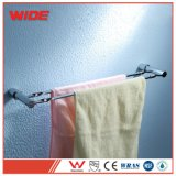 Rek van het Spoor van de Handdoek van de Uitbreiding van de Staven van de Handdoek van de badkamers het Muur Opgezette Dubbele