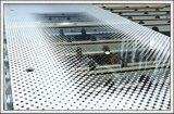 La impresión de la pantalla de seda templó/vidrio endurecido para el aparato electrodoméstico