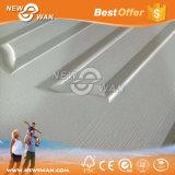 Geweven/Vlotte Witte Klaargemaakte Huid 2.7mm, 3mm, 3.2mm van de Deur HDF