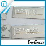Personalizado de metal universal etiqueta auto-adhesivo de la insignia del emblema del logotipo