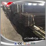 Tubo cuadrado y rectangular soldado del acero de carbón para la construcción