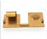 Metallo personalizzato dell'acciaio inossidabile che timbra la parte del portello, parti del chiudiporta automatico
