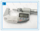 micrometer van het Bewijs van het Koelmiddel van 025mm IP65 de Digitale Buiten