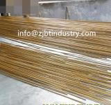 電子適切な部品のための毛管まっすぐな真鍮の管
