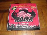De slot-hoek Dozen van de Pizza voor Stabiliteit en Duurzaamheid (DDB12004)