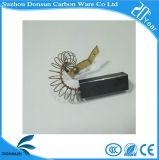 Escovas de carbono da alta qualidade de Donsun para o motor da vassoura de Flooor