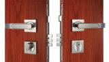 로즈 문 키 주거 자물쇠 ANSI 고대 문에 박은 자물쇠 세트